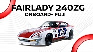 Fairlady 240ZG (1973): Onboard