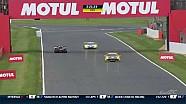6h de Silverstone: coche de seguridad tras el choque de Pechito vuelve al pit con el enorme daño