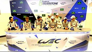 6 Hours of Silverstone - Post race press conference