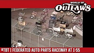 Craftsman sprint cars Fed. Auto parts raceway April 17, 2004