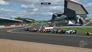 4 Hours of Silverstone : Race start !