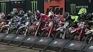 MXGP de Europa MX2 Carrera 2 Jorge Prado cae fuera de la pista #Motocross