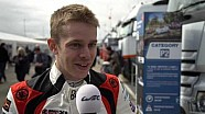 Driver diary: Alex Brundle