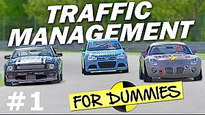 iRacing | Traffic management for dummies #1