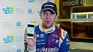 Formula E 车手罗宾·弗林斯手机内容大揭秘