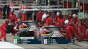 GT Pro pit stops