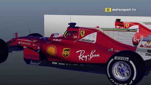 Formula 1 How to Build an F1 Car: 3D animation with Dean Wright