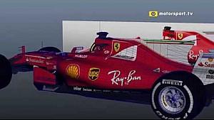 Cómo construir un coche de F1: animación 3D con Dean Wright