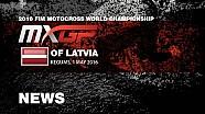 Destacados MXGP de Latvia 2016
