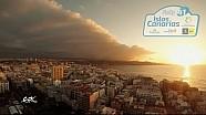 Kanarya Adaları Rallisi 2017 - Yarış öncesi ralli gösterisi