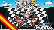 El GP de España 2017 de MotoGP según 'MiniBikers'