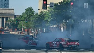 NASCAR's XFINITY series drivers take over Philadelphia