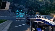 Canlı: Monaco ePrix - Formula E 2017
