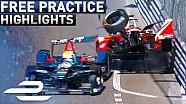 ePrix di Monaco: le prove libere 1
