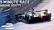 ePrix di Monaco: la gara