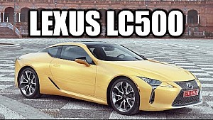 I'm disappointed by the Lexus LC500, but love the GS F