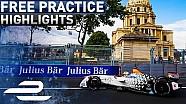 ePrix di Parigi: le prove libere 1