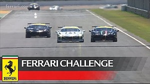 Ferrari Challenge Europe, Valencia 2017 - Coppa Shell - Race 1