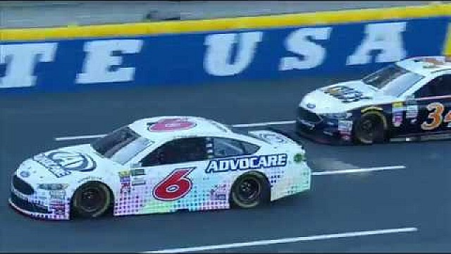 NASCAR Cup Trevor Bayne makes the save of the year in the All-Star open