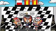 El GP de Francia 2017 de MotoGP según 'MiniBikers'