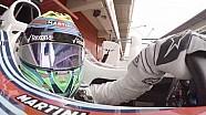 Un tour du circuit de Barcelone en vidéo avec Felipe Massa
