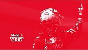 El Red Bull RB7 – Daniel Ricciardo en el coche que ganó el Campeonato del mundo F1 2011