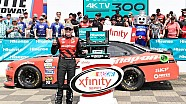 Recap: Blaney wins XFINITY race at Charlotte