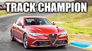 Alfa Romeo Giulia Reigns King! Huge track car comparison