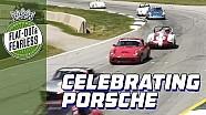 Celebración de Porsche racing en Road Atlanta