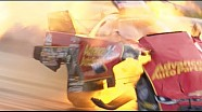 Courtney Force, Epping'de Q1'de büyük patlamadan ucuz kurtuluyor ve en hızlı zamanı elde ediyor!