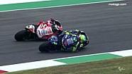 Duel Valentino Rossi vs Jorge Lorenzo di Mugello