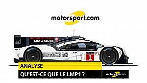 Qu'est-ce que le LMP1 aux 24 Heures du Mans?