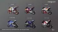 Komparasi mesin MotoGP