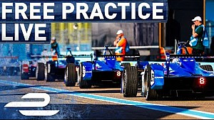 2. antrenman Formula E Berlin e-Prix, Cumartesi