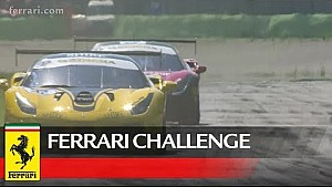Ferrari Challenge Europe at Monza
