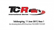 2017 Salzburgring, TCR Round 9 in full