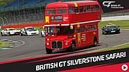 Safari balap GT di Silverstone