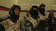 ル・マン24時間レース:トヨタ9号車にもトラブル