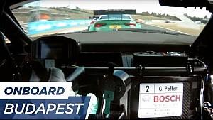 DTM Budapest 2017 - Gary Paffett (Mercedes-AMG C63 DTM) - Re-Live onboard (Race 1)