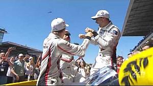 24 Horas de Le Mans 2017 - La felicidad de los pilotos