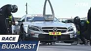 Pit Stop dramas at Hungaroring - DTM Budapest 2017