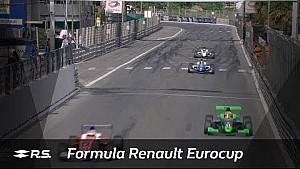 Formula Renault Eurocup : Pau 2. yarış özet