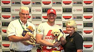 Dale Jr. surprised with puppies in Sonoma