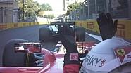 GP d'Azerbaïdjan - Le film de la course