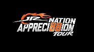 Dale Jr. presenta su tour de despedida: Appreci88ion