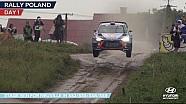 Rally Polonia día uno - Hyundai Motorsport 2017