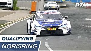 Top 3 Qualifying 1 - DTM Norisring 2017