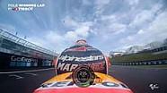 Marquez - Pole Position Lap - Sachsenring 2017