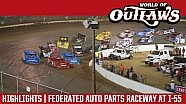 World of Outlaws Craftsman late models federated auto parts raceway July 1, 2017 | Highlights