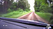 Rallye Polen: Highlights, Onboard